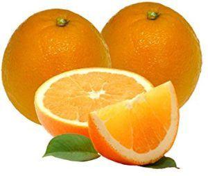 Navel seedless Oranges_